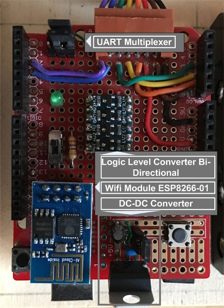 Wifi Configuration of Arduino Digtial RC